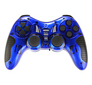 sechs in einem Wireless-Controller für USB / PS2 / PS3 / ps1 / android tv / android tv box / win10 blau