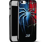 super-herói em relevo caso do iphone capa protetora volta suave para iphone SE / iphone 5s / 5