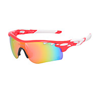 Sports  Sunglasses  Red  Frame