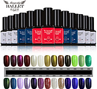 1Pcs UV Gel Nail Polish Long-Lasting Nail Gel Soak-off LED Lamp Fingertip Ballet Gel Polish 8ML Environment 74-99Colors