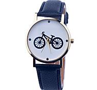 New Fashion Women Girls Kids Bike Watches Vintage Wristwatch Bicycle Pattern Quartz Cartoon Watch gift Clock