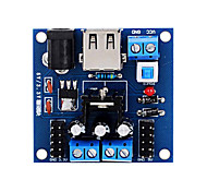 DC-DC Power Supply Voltage Regulator Module for Arduino3.3~5V Multiple Input DC Power Supply Voltage Stabilizing Module