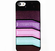 Eye Shadow Box ABS Hard Back Case for iPhone 5/5S/SE(Assorted Color)