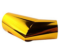 Abstract Yellow 2014 New Star Nail Jewelry