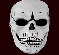 Spectre  Male White Cosplay Masks Mask