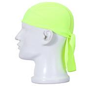 Cycling Cap Bandana Bandana/Hats/Headsweats Bike Breathable Quick Dry Sweat-wicking Sunscreen Unisex White Terylene