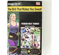 cinto trimmer exercício gordura da barriga queimador sauna suor barriga yoga envoltório do corpo ir