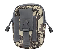 Outdoor Multifunctional Water-Resistant Waist Bag Pack - Urban Camouflage