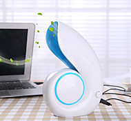 Mini Bladeless Fan USB Fan Turbine Conch