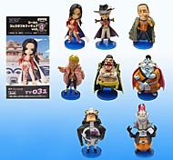 One Piece Прочее 8CM Аниме Фигурки Модель игрушки игрушки куклы