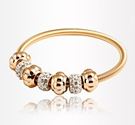 New Arrival Bohemian Rhinestone Beads Strand Bracelets Daily / Casual 1pc Hot Sale