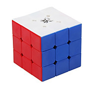 IQ Cube Magic Cube Dayan Three-layer Smooth Speed Cube Magic Cube puzzle Plastic