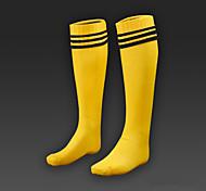 толстые абсорбент, дышащие детские носки нескользящей колено футбол носки спорта