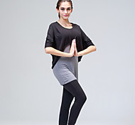 Yoga Tracksuit Pants+Tops Breathable / Sweat-wicking / Static-free High Elasticity Sports Wear Women's-OthersYoga