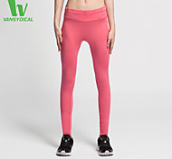 Running Bottoms Women's Quick Dry / Compression / Lightweight Materials Running Sports