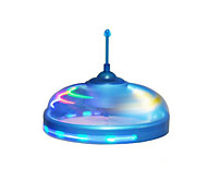 Remote Control Flying Saucer UFO with Light Random Color