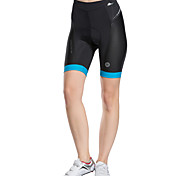 TASDAN Cycling Shorts / Underwear Shorts / Padded Shorts Women's BikeBreathable / Quick Dry / Compression / Reflective Strips /