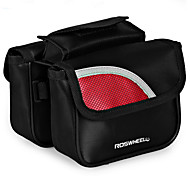 Bike Bag 1.5LBike Frame Bag Waterproof Zipper / Wearable / Moistureproof / Shockproof Bicycle Bag PVC / Cloth / Terylene Cycle Bag
