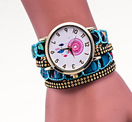 Bracelet Winding Lady Quartz Watch