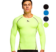 Vansydical Men's Quick Dry Fitness Tops - AWCXJSY-2015