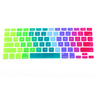 "Coosbo® Colorful Silicone Keyboard Protection Cover Skin for Macbook Air Pro Retina 11"",13"",15"",17"""