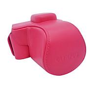 сумка зеркальную для Olympus розовый