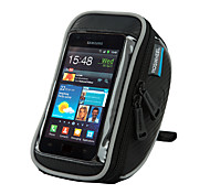 Roswheel® 4.2 inch Bike Bicycle Cycle Cycling Frame Tube Bag Panniers Waterproof Handlebar Touchscreen Phone Case Pouch