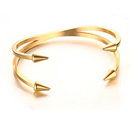 Women's Fashion Arrow Stainless Steel Cuff Bracelet