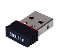 мини USB WiFi приемник беспроводной адаптер rtl8188 150Mbps