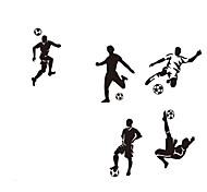 Мода / люди / абстракция / Спорт / 3D Наклейки Простые наклейки,VINYL 100*110CM