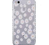 Small Huang Ju Pattern PU Material Phone Case for Huawei P9 Lite/P9