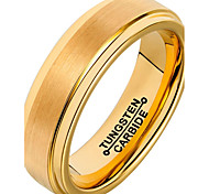 Ring Fashion / Vintage Wedding / Party / Daily / Casual Jewelry Men Band Rings 1pc,7 / 8 / 9 / 10 / 11 / 12 / 13 / 4 Gray