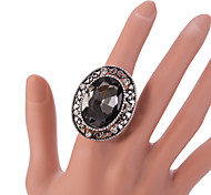 Ring,Statement Rings,Jewelry Alloy Fashionable / Vintage / Adjustable Party / Daily / Casual Silver 1pc,Adjustable Women
