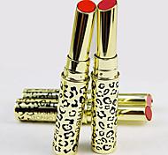 Rouges à Lèvres Humide / Matériel Baume Gloss coloré Rouge 1