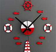 Mediterranean Style Wall Clock DIY