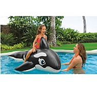 INTEX Sit 'n Float Classic Inflatable Raft Swimming Pool Lounge193*119
