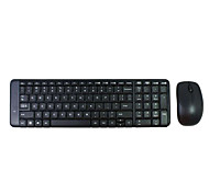 Original Logitech MK215 Wireless Keyboard Mouse Combo 2.4G Wireless USB Receiver/Waterproof/for Office/Desktop/Laptop