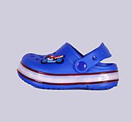 Sandálias / Mocassins / Oxfords / Sapatos de Barco(Azul / Rosa / Verde Claro) - deMENINO-Plataforma / Conforto / Arrendondado