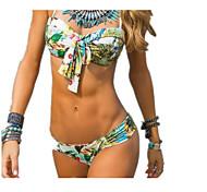 les femmes d'impression sexy maillot de bain bikini maillot de bain