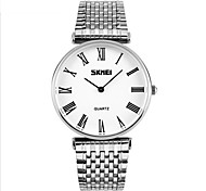 Fashion Lovers Stainless Steel Quartz Watch