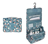 Large Capacity Portable Travel Organizer Bag Hanging Comestic Shower Bag