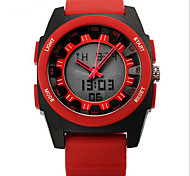 Kid's Analog & Digital LCD Rubber Sports Watch Cool Watches Unique Watches