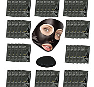 PILATEN 50 Pcs PILATEN Facial Care Deep Cleansing Peel Off Removal Blackhead Nose Face Mask