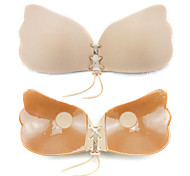 Newest Cup A/B/C Invisible Breathable Thicken Push Up Bra Adhesive Breast Petals