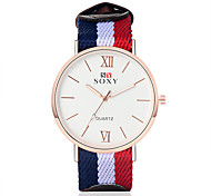 2016 SOXY Female Fashion Watches Water Resistant Fabric Luxury Unisex's Watch  Europe Wind(Assorted Color) Cool Watches Unique Watches