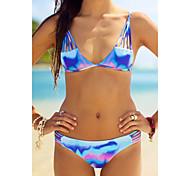 bikini sexy gradient de maillot de bain