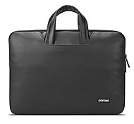 POFOKO® 11.6/15.4 Inch Laptop Sleeve Notebook Bag Black/Gray
