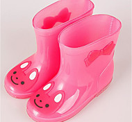 Jelly Color Three-Dimensional Cartoon Explosion Models Children'S Rain Boots Men And Women