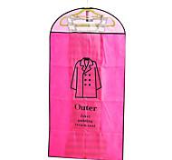 9992 gruesos overclothes polvo chaqueta objeto ropa cubierta de la bolsa a prueba de polvo traje de la cubierta que cuelgan por mayor