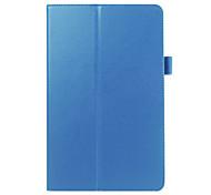 Per Samsung Galaxy Custodia Con supporto / Con chiusura magnetica Custodia Integrale Custodia Tinta unita Similpelle Samsung Tab E 9.6